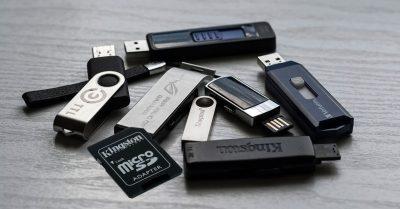 USO ADECUADO DE MEMORIAS USB